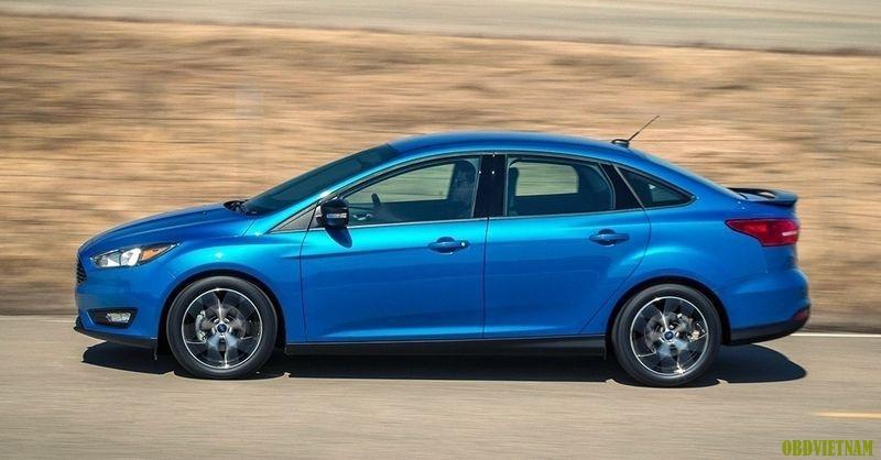 Đánh Giá Xe - Ford Focus 2017 Chiếc Xe Nhỏ Gọn Nhưng Mạnh Mẽ, Chắc Chắn, An Toàn