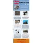 Infographic - Cảnh Báo - Nguyên Nhân Khiến Động Cơ Ô Tô Bị Yếu