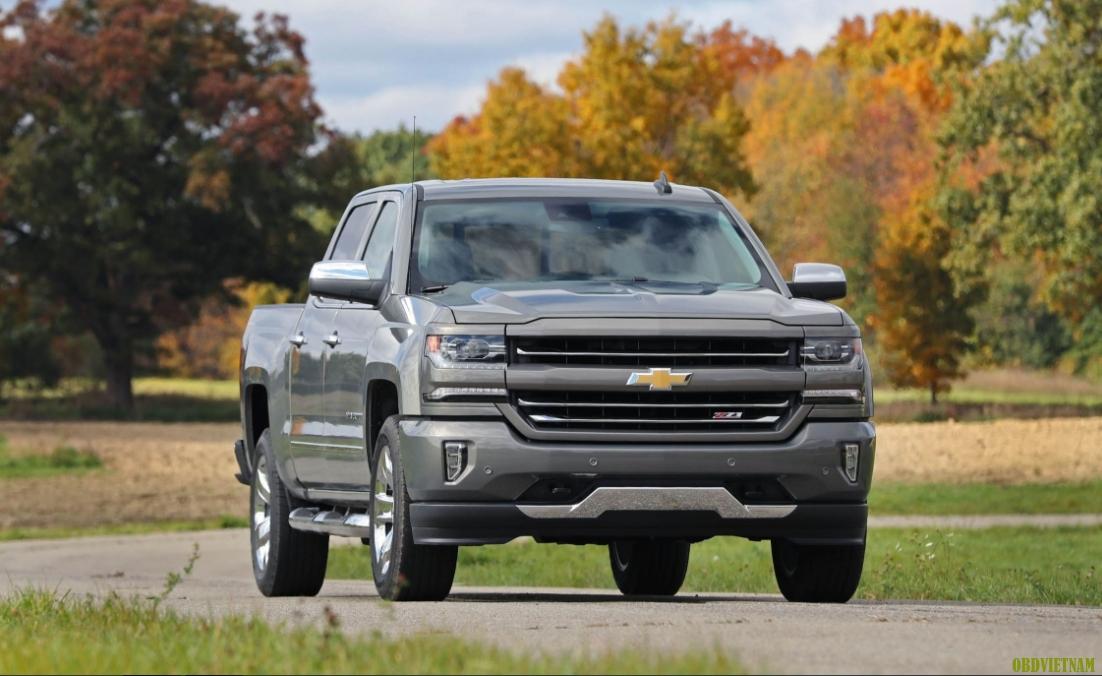 Đánh giá xe Chevrolet Silverado 1500 2017 - Lựa chọn hàng đầu cho mẫu bán tải cỡ lớn