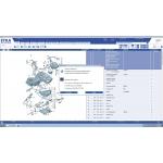 Phần mềm tra mã phụ tùng AUDI EPC