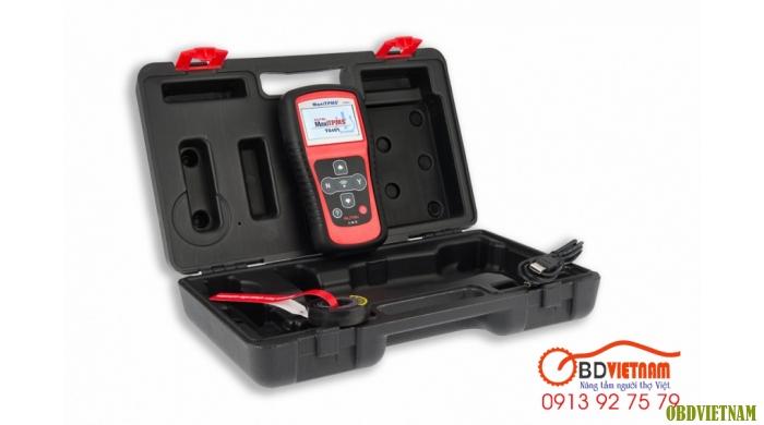 Máy cài đặt áp suất lốp MaxiTPMS TS401