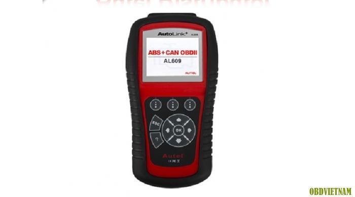 Máy đọc lỗi Autel AutoLink AL609 phiên bản 2016