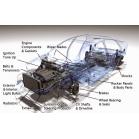Tiếng anh chuyên ngành ô tô qua hình ảnh ( phần 34) - Phụ tùng ô tô