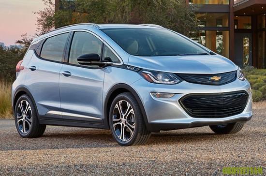 5 mẫu xe điện thay đổi ngành công nghiệp ôtô thế giới