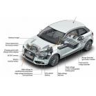 Tiếng anh chuyên ngành ô tô qua hình ảnh ( phần 31 ) - Xe điện 1