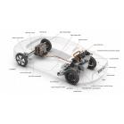 Tiếng anh chuyên ngành ô tô qua hình ảnh ( phần 32 ) - Xe điện 2