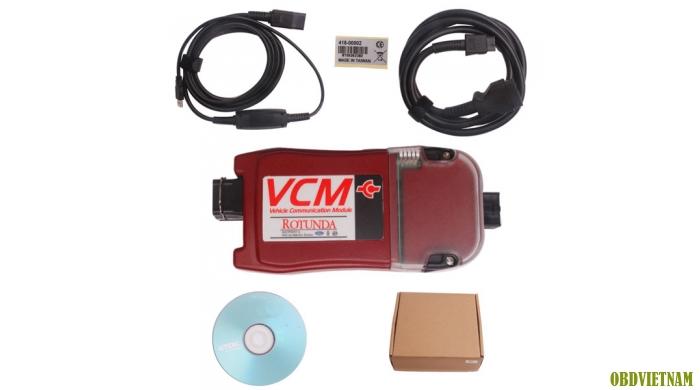 Thiết bị chẩn đoán Ford/Mazda/Jaguar,/Landrover ( IDS VCM V86 JLR V136 phiên bản 2016)