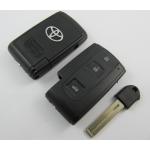 Chìa khóa 3 button | Lập trình chìa khóa toyota
