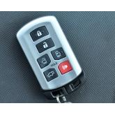 Chìa khóa Sienna | Lập trình chìa khóa xe toyota Sienna