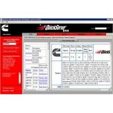 Phần mềm sửa chữa tất cả các dòng động cơ Cummins QuickServe DVD