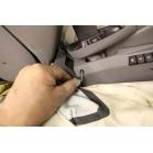 Qui trình tháo dây đai an toàn trên dòng xe BMW