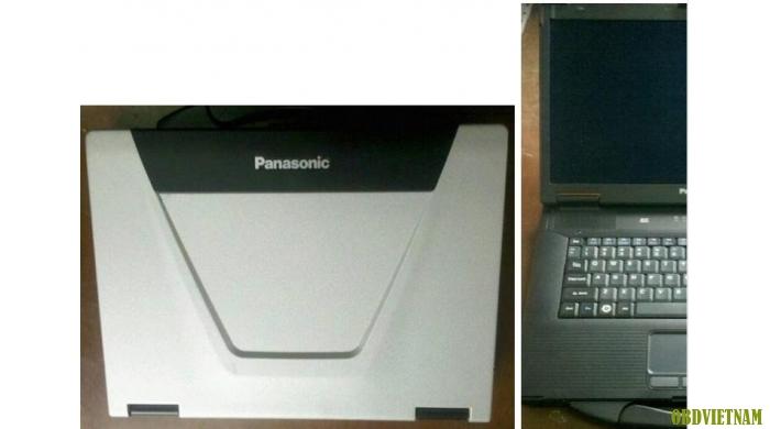Máy tính chuyên dụng Panasonic CF-52