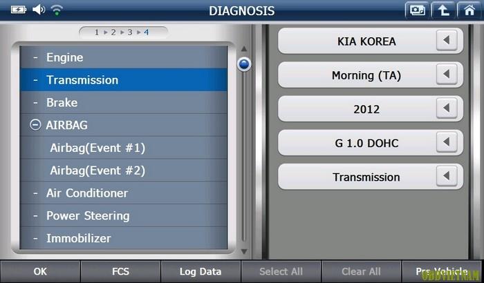 Máy Chẩn Đoán Đa Năng G-scan 2 Full Kit