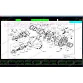 Phần mềm tra mã phụ tùng HINO 2014 EPC
