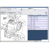 Phần mềm tra mã phụ tùng HITACHI PARTS MANAGER 10.2015