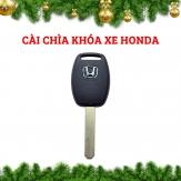 Làm chìa khóa xe Honda   Cài đặt chìa khóa xe Honda