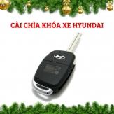 Làm chìa khóa xe Hyundai   Cài đặt chìa khóa xe Hyundai