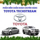 Phần Mềm Chẩn Đoán Chuyên Hãng Toyota/Lexus Phiên Bản Mới Nhất Năm 2017