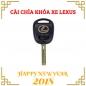 Làm chìa khóa xe Lexus   Cài đặt chìa khóa xe Lexus