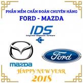 Phần Mềm Chẩn Đoán Chuyên Hàng IDS Dành Cho Ford - Mazda Phiên Bản V106