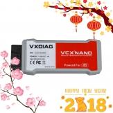 Máy Chẩn Đoán Chuyên Hãng VXDIAG VCX Nano Ford - Mazda
