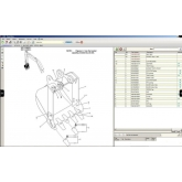 Phần mềm tra mã phụ tùng KOBELCO  POWERVIEW