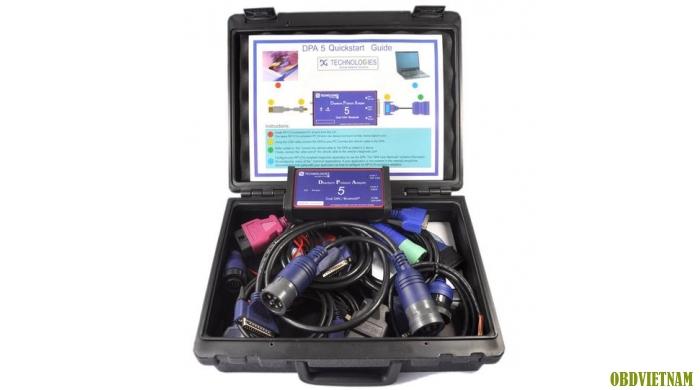 Thiết bị chẩn đoán xe đầu kéo DPA 5 Dearborn Protocol Adapter 5