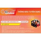 Công Ty Cổ Phần OBD Việt Nam tuyển dụng
