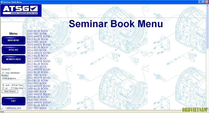 Các dòng hộp số Seminar