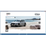 Phần Mềm Tra Cứu Phụ Tùng Chuyên Hãng Audi/Volkswagen/ ETKA 8.0
