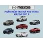 Phần Mềm Tra Mã Phụ Tùng Mazda EPC II