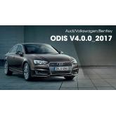 Phần Mềm Chẩn Đoán Chuyên Hãng Audi/Volkswagen/Bentley ODIS V4.0.0 Phiên Bản 2017
