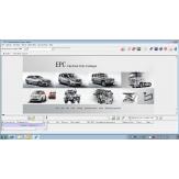 Bộ Phần Mềm Chẩn Đoán - Tra Cứu Phụ Tùng - Sơ Đồ Mạch Điện - Thông Tin Kỹ Thuật Mercedes