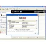Phần mềm chẩn đoán xe đầu kéo Mỹ DDDE NEXIQ V7.08