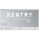 Phần mềm Mercedes Xentry -Das cập nhập phiên bản tháng 7/2015