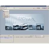 Phần mềm tra mã phụ tùng Mercedes EPC