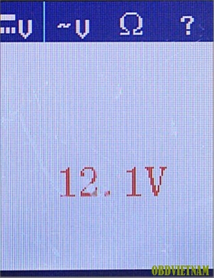 Thiết Bị Kiểm Tra Hệ Thống Điện Autel PowerScan PS100