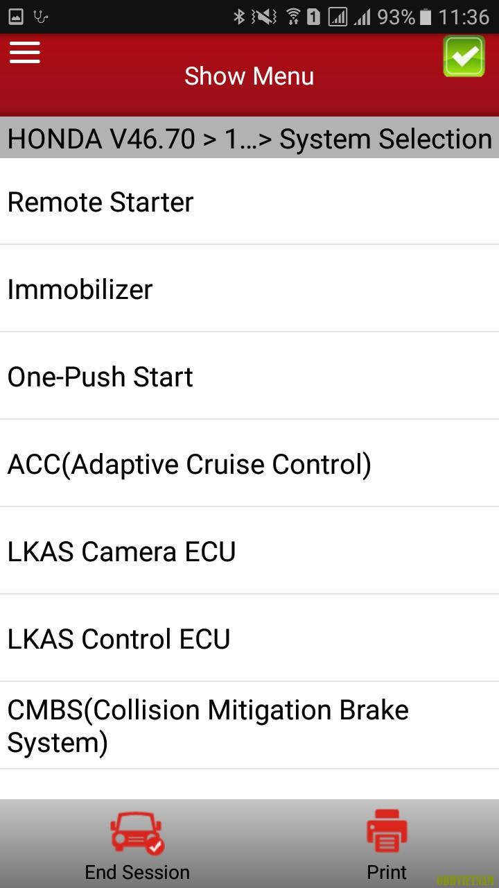 Thiết Bị Chẩn Đoán Đa Năng Launch Easydiag 3.0