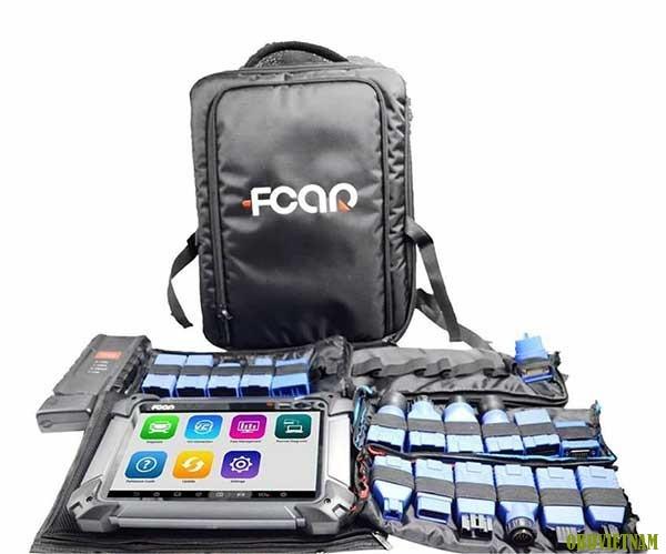 Máy Đọc Lỗi Xe Tải Hạng Nặng FCAR F7S-D