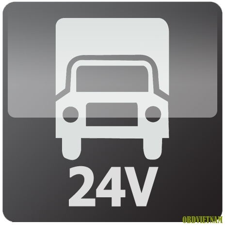 Hỗ trợ xe 24V