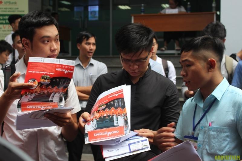 OBD Việt Nam Tham Gia Ngày Hội Việc Làm Tại Trường Đại Học Công Nghiệp TP. Hồ Chí Minh