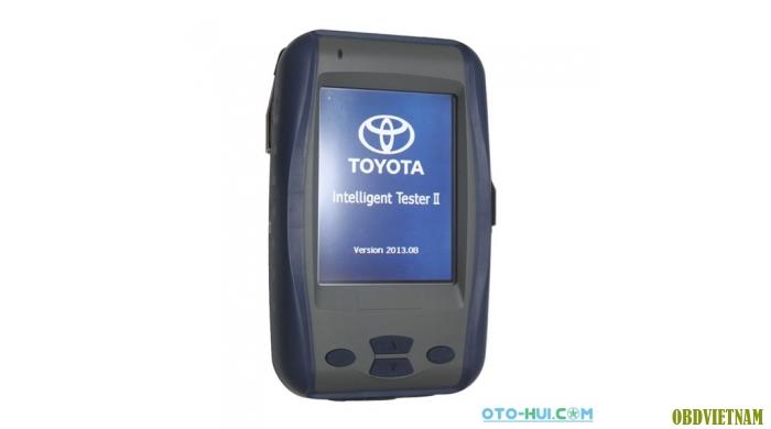 Thiết bị chẩn đoán Toyota Intelligent Tester IT2 phiên bản 2016