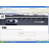 Máy đọc lỗi Volvo Vida Dice 2014A
