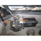 Để thay thế motor gạt nước trên ô tô phải làm thế nào?