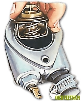 An Engine Radiator - Bộ Tản Nhiệt Động Cơ