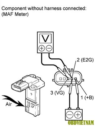 A F Sensor Lexus