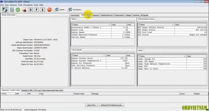Phần Mềm Chẩn Đoán ServiceMaxx Pro