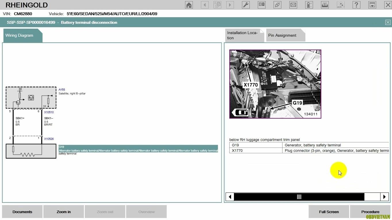 Thiết Bị Chẩn Đoán Chuyên Hãng BMW ICOM A2