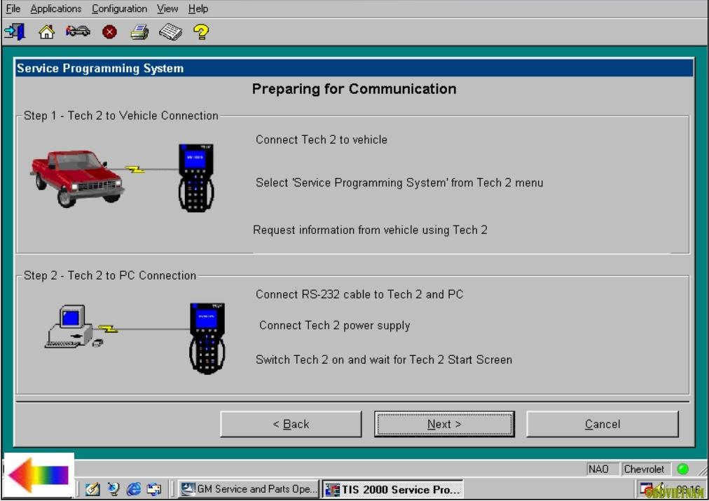 Thiết Bị Chẩn Đoán Chuyên Hãng GM - GM Tech 2