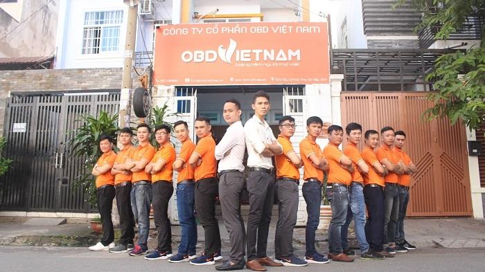 Lực lượng kỹ thuật hùng hậu tại OBD Việt Nam